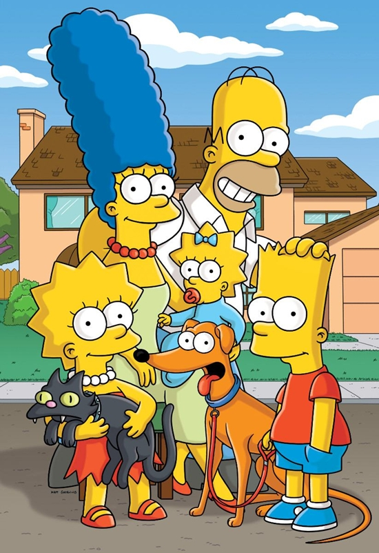 Os Simpsons 1