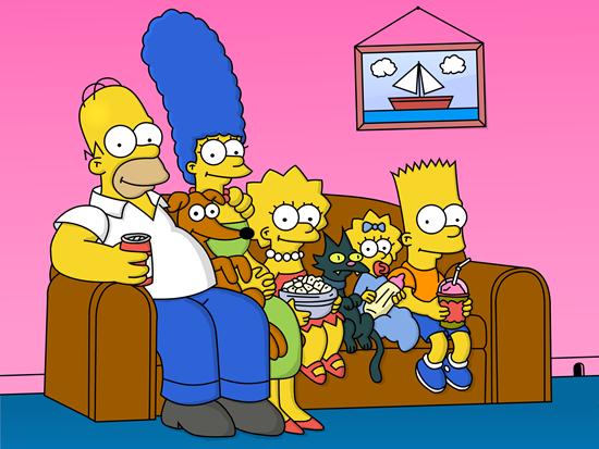Os Simpsons Personagem 1
